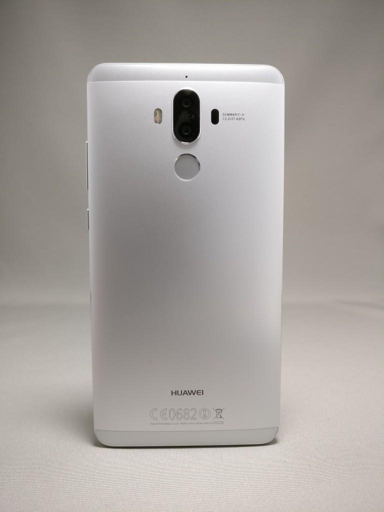 【5.9インチ中華スマホ】Huawei mate 9 MHA-L29 Kirin960 ライカ デュアルカメラ搭載 開封の儀 レビュー