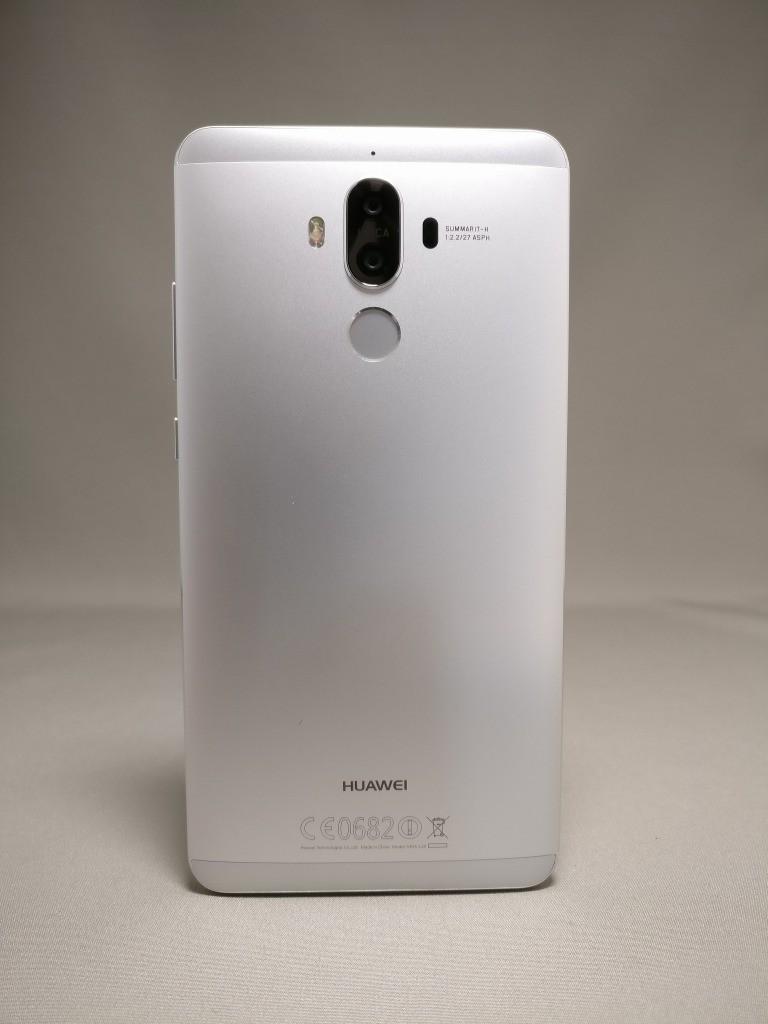 Huawei mate 9 裏面 90度