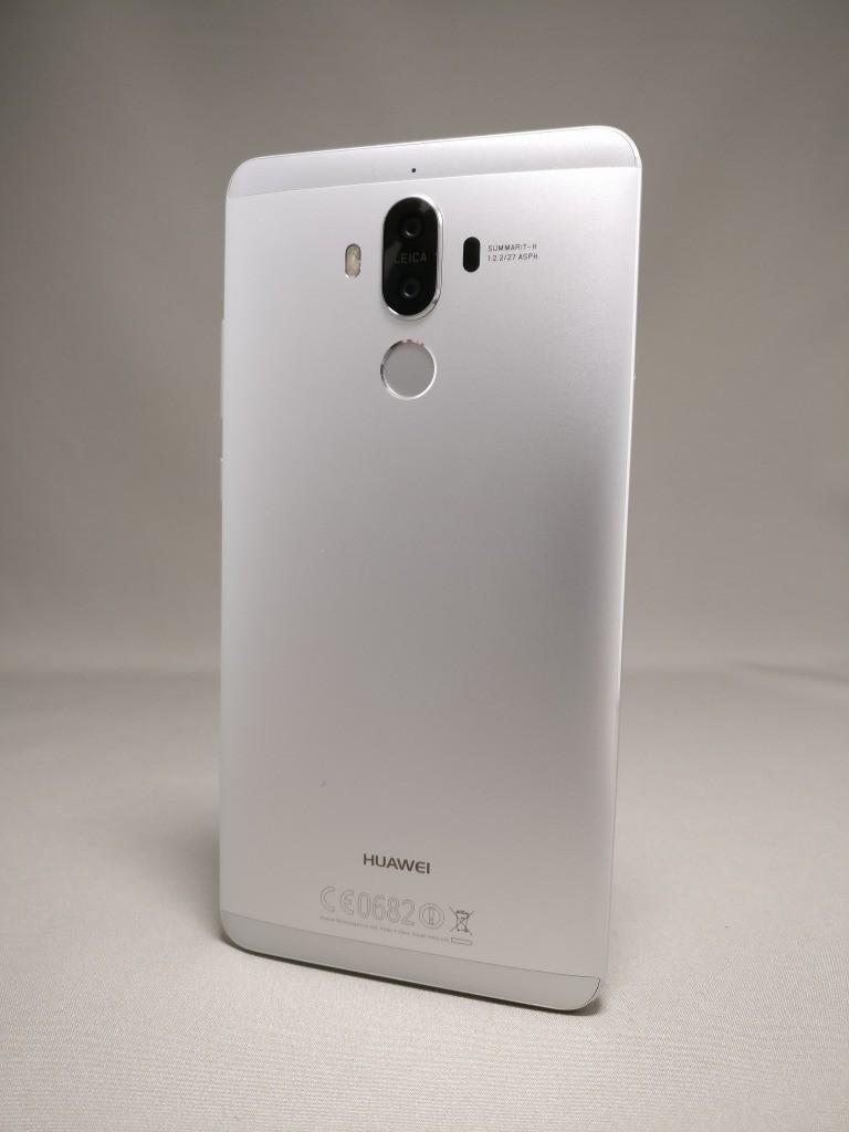 Huawei mate 9 裏面 100度