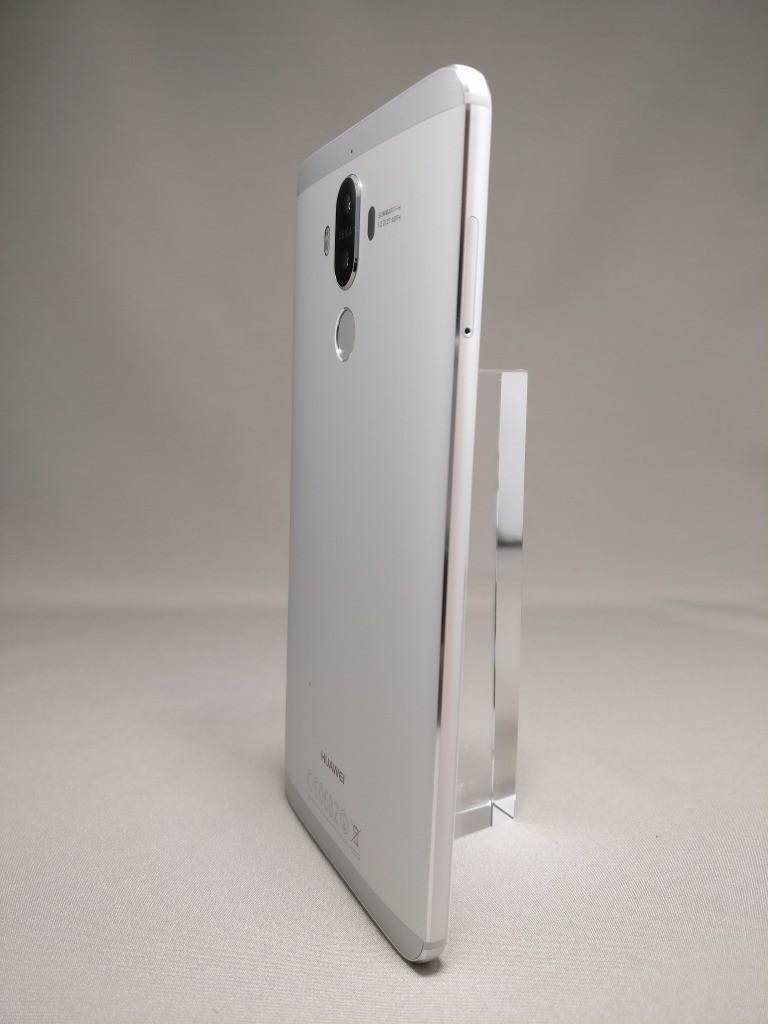Huawei mate 9 裏面 160度