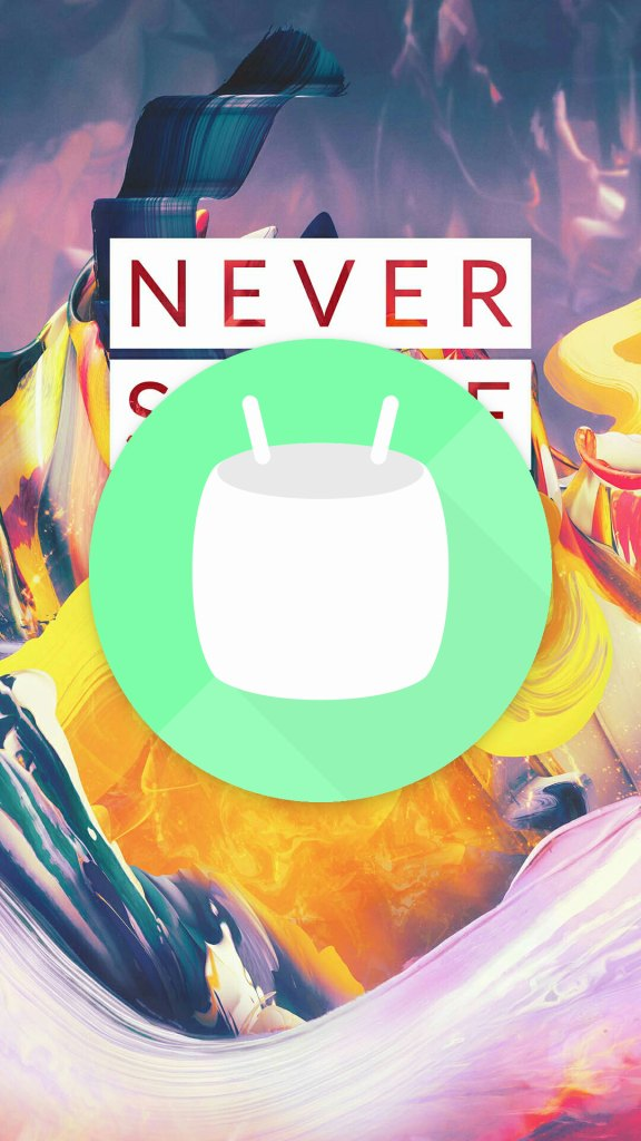 OnePlus 3T Android 6システムアイコン