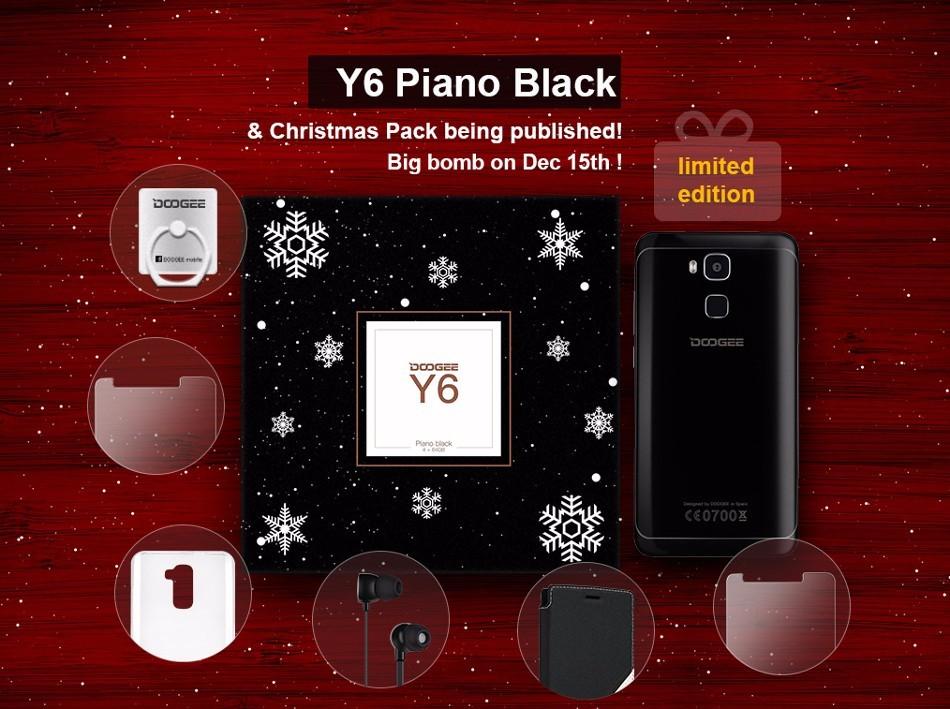 DOOGEE Y6 Piano Black 開封の儀 レビュー 7ジェットブラックと同じツヤツヤなヤツ
