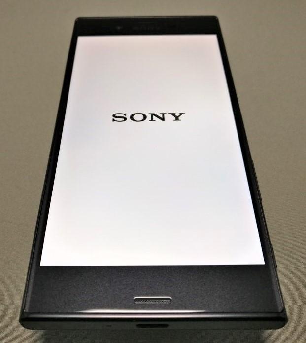 起動 Sony