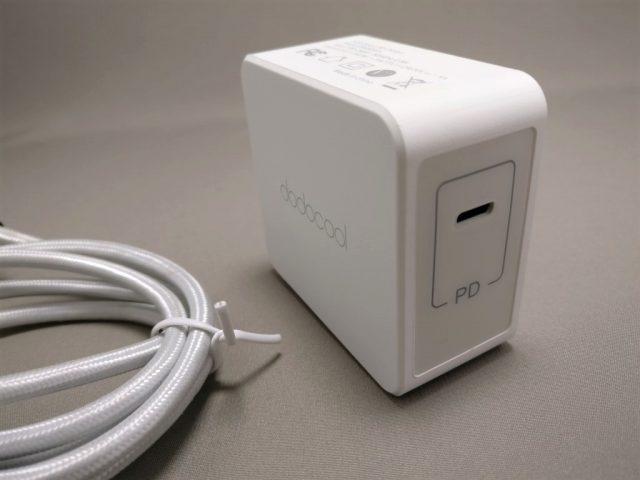 dodocool USB PDアダプタ