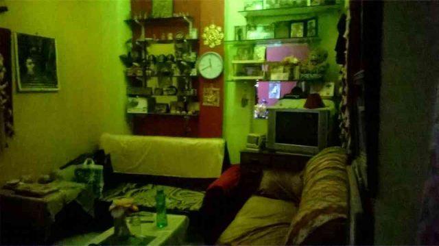 インド友人  彼の部屋