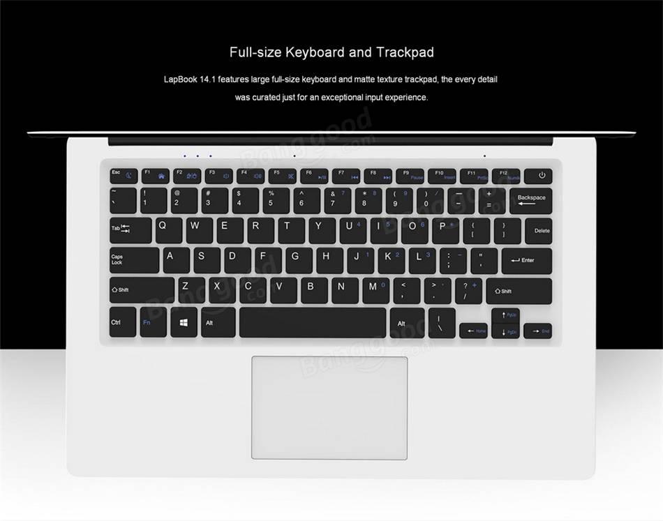 Chuwi Lapbook Notebook キーボード