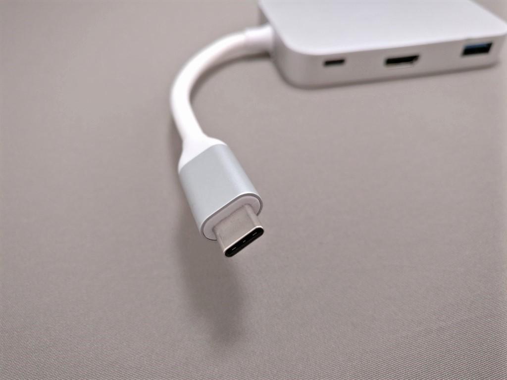 dodocool USB-C PDハブ USB Type-Cプラグ