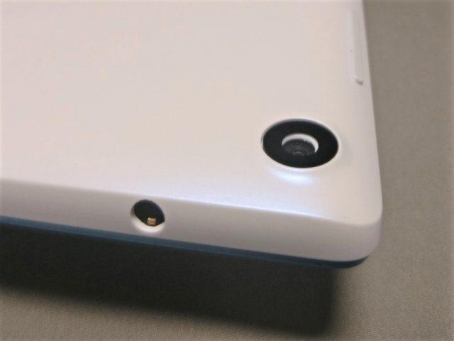 Lenovo TAB3 7 イヤホン・カメラ