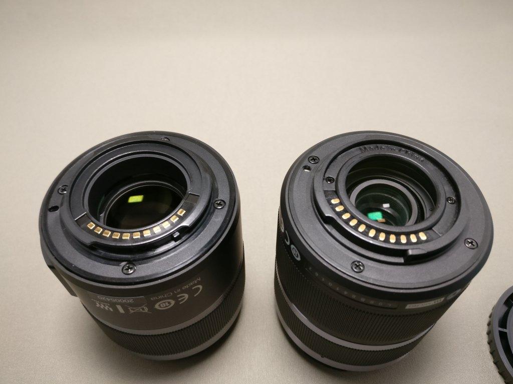 Xiaomi Yi Digital Camera M1 レンズセット カバー取る