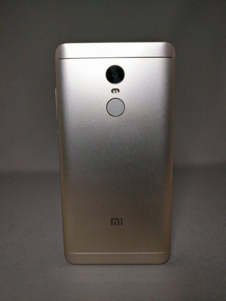 Xiaomi Redmi Note 4X 裏面 照明を変える 5