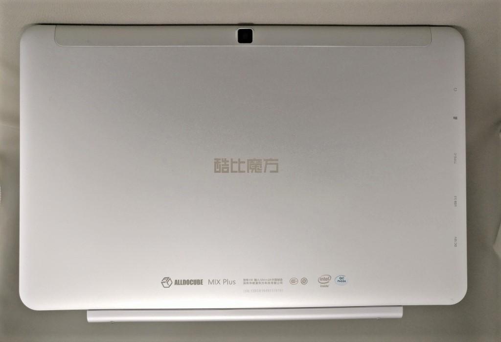 CUBE MIX Plus キーボード付き表