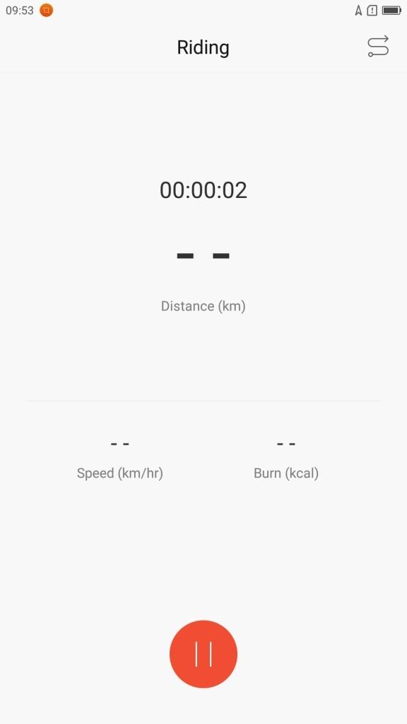 Lenovo ZUK Z2 Pro U Health Riding