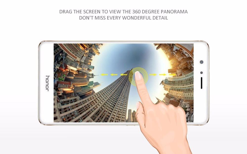 HIGOLE GOLE360 Panorama VR アプリ タッチで動く