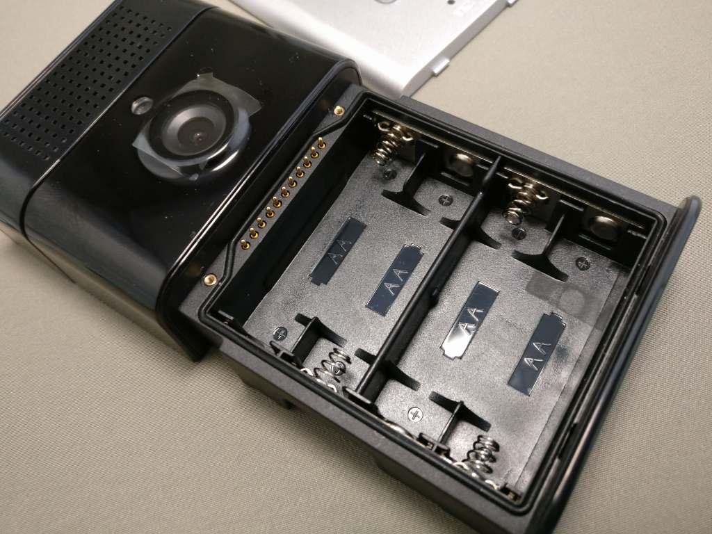 Digoo SB-XYZ ドアベル 単4電池4本