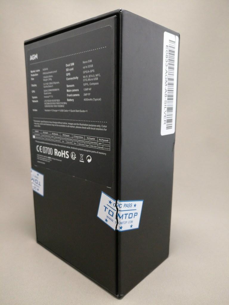 AGM A8 化粧箱 裏 斜め2