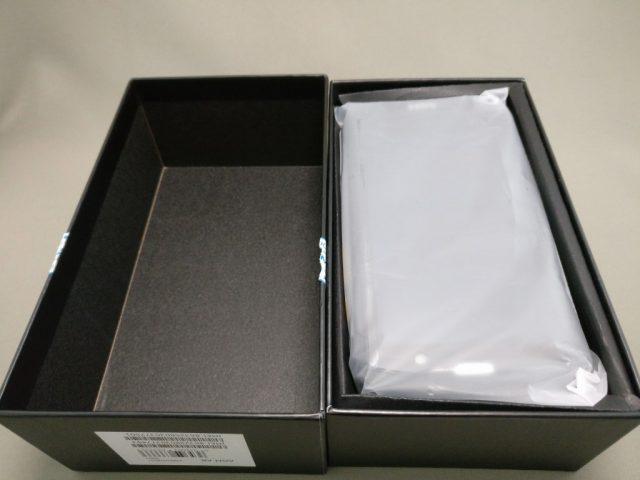 AGM A8 開封 ビニール梱包
