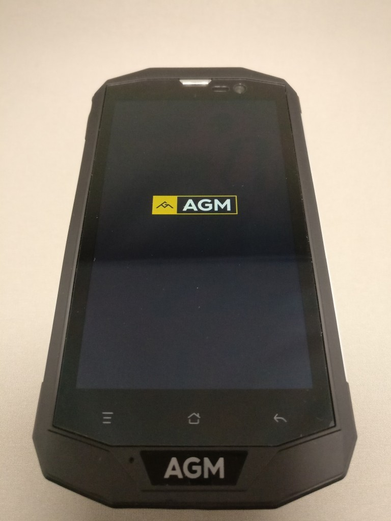 AGM A8 起動 AGM アイコン2
