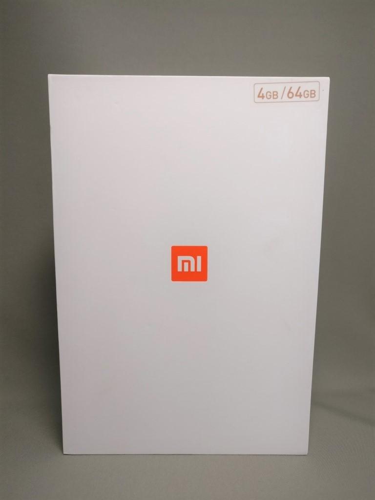 Xiaomi Mi Pad 3 化粧箱 表