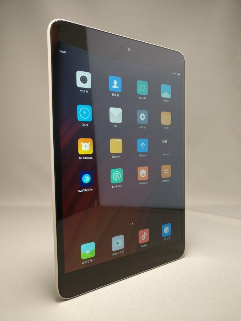 Xiaomi Mi Pad 3 表 5