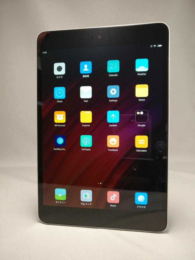 Xiaomi Mi Pad 3 表 9