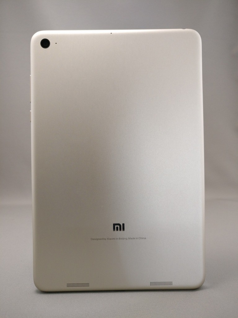 Xiaomi Mi Pad 3 裏正面 5