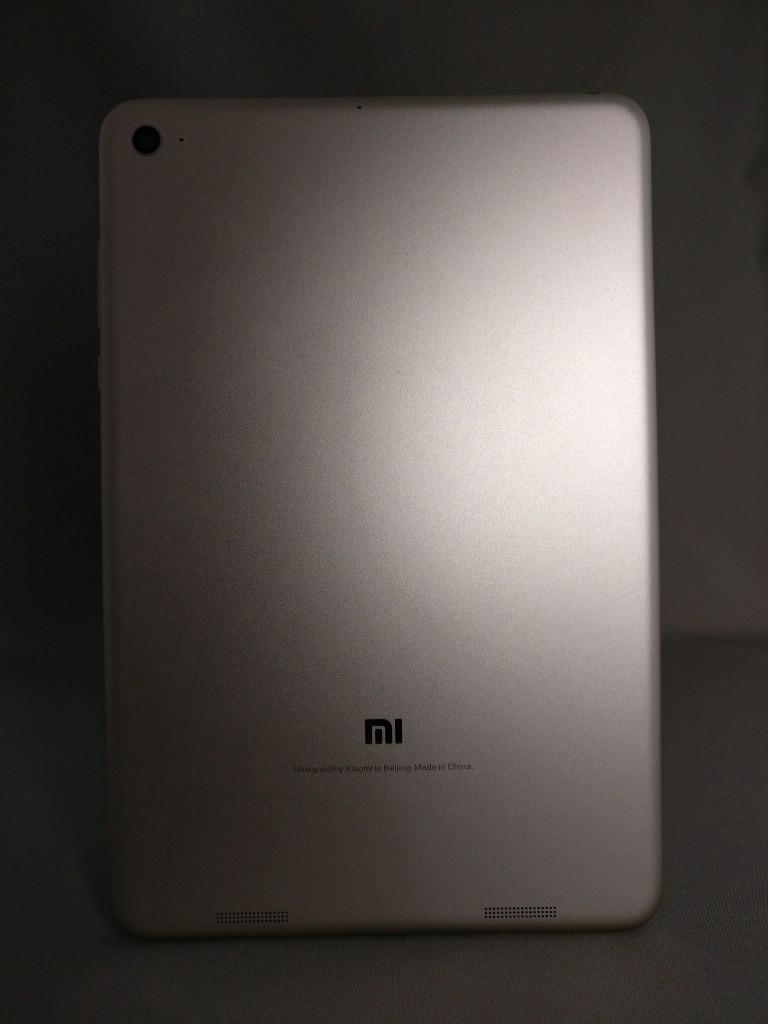 Xiaomi Mi Pad 3 裏正面 3