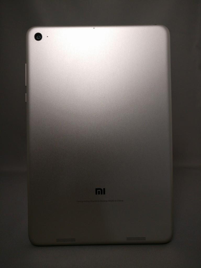 Xiaomi Mi Pad 3 裏正面 8