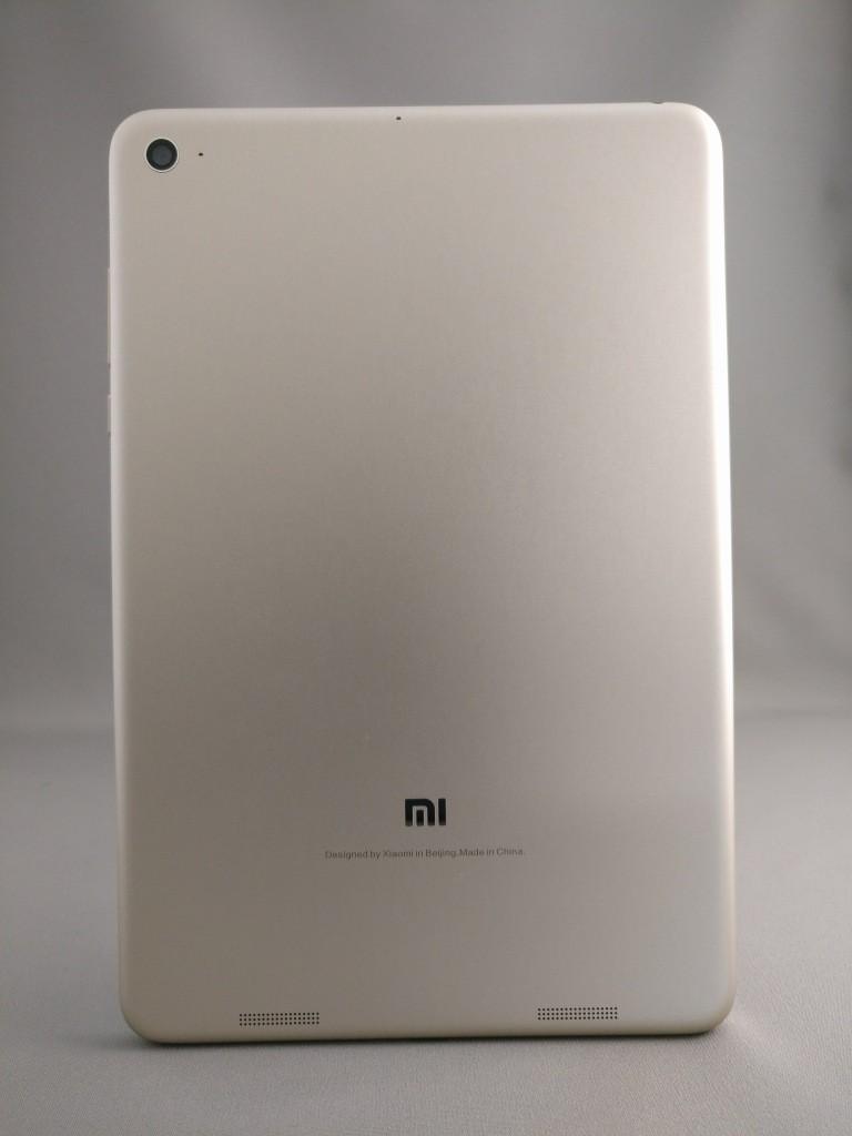 Xiaomi Mi Pad 3 裏正面 7