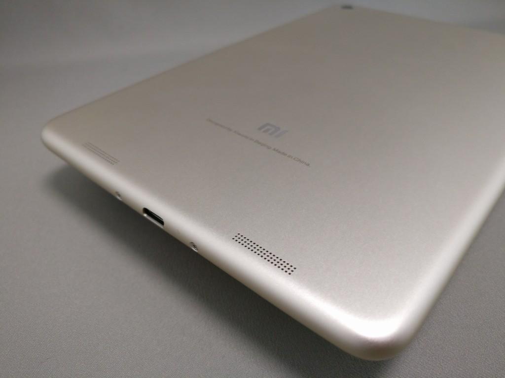 Xiaomi Mi Pad 3 裏面下