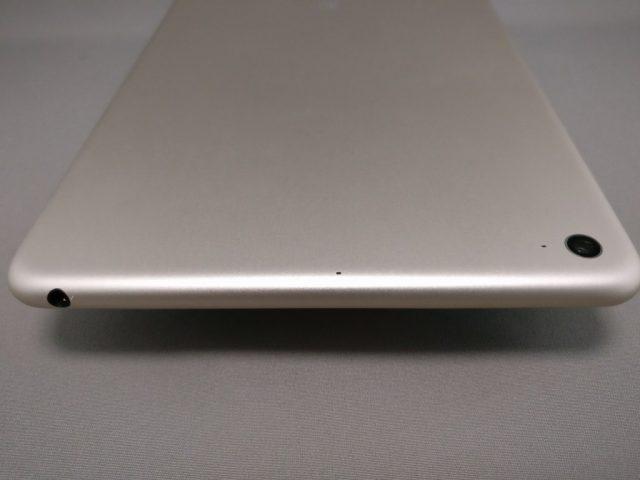 Xiaomi Mi Pad 3 裏面上