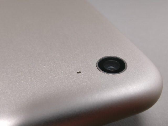 Xiaomi Mi Pad 3 リアカメラ
