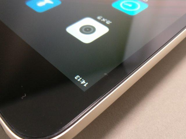 Xiaomi Mi Pad 3 ズーム 右