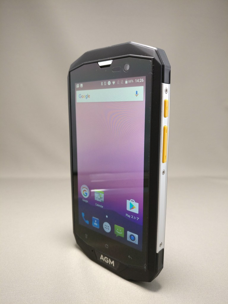 AGM A8 表面 4