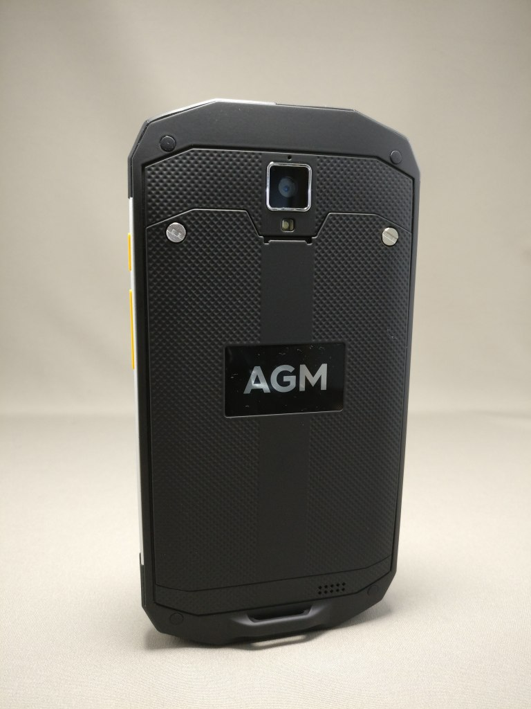 AGM A8 レビュー IP68防水+ゴリラガラス3+頑丈筐体