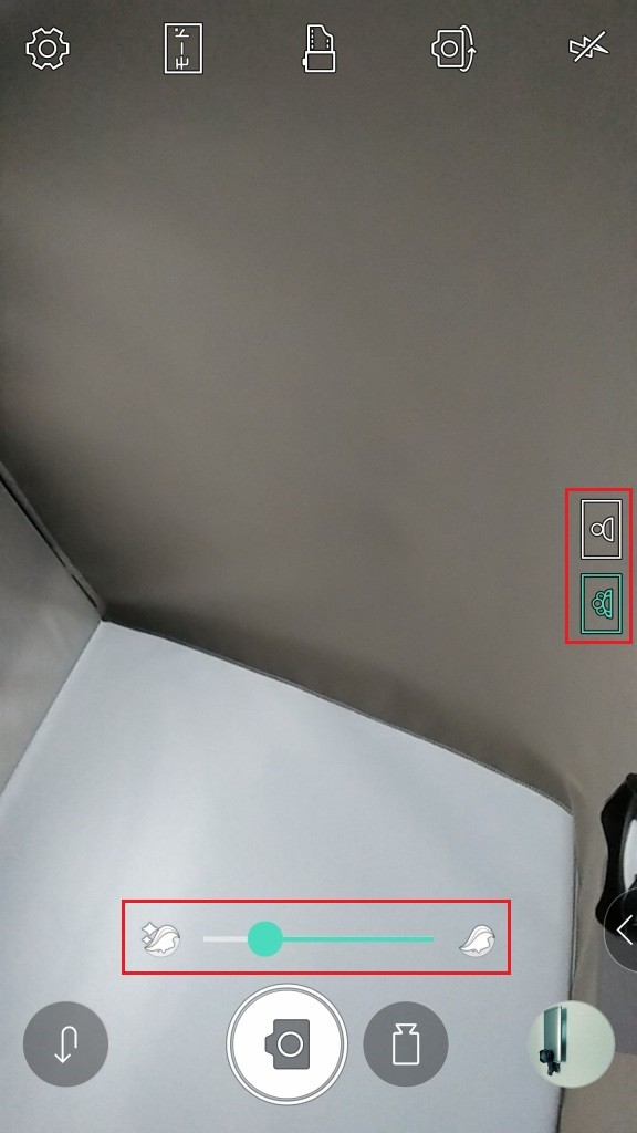 LG V20 Pro カメラ 自撮り 集合