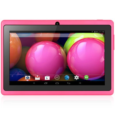 gearbest Q88H A33 1.3GHz 4コア PINK(ピンク)