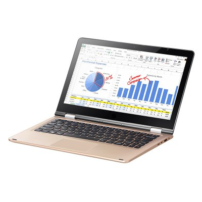 gearbest VOYO VBOOK A1 Apollo Lake Celeron N4200 1.1GHz 4コア,Apollo Lake Celeron N3450 1.1GHz 4コア GOLDEN(ゴールデン)