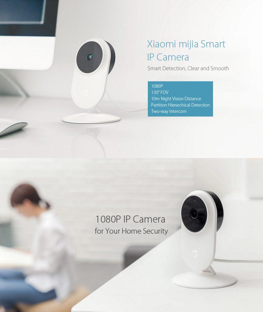 Xiaomi 1080P IPカメラ 5