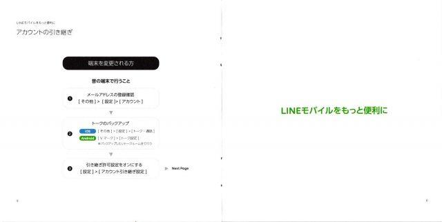 LINE MOBILE 取説9
