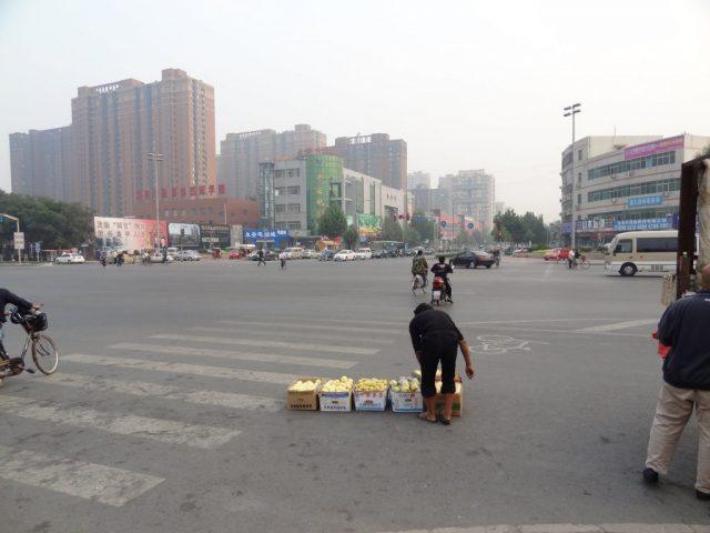 北京のスモッグ