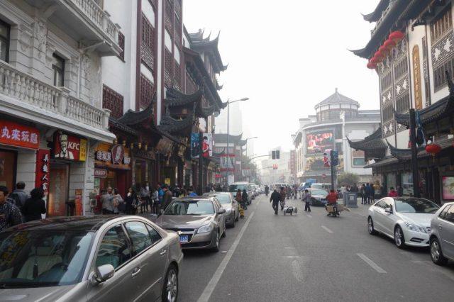 上海のスモッグ2