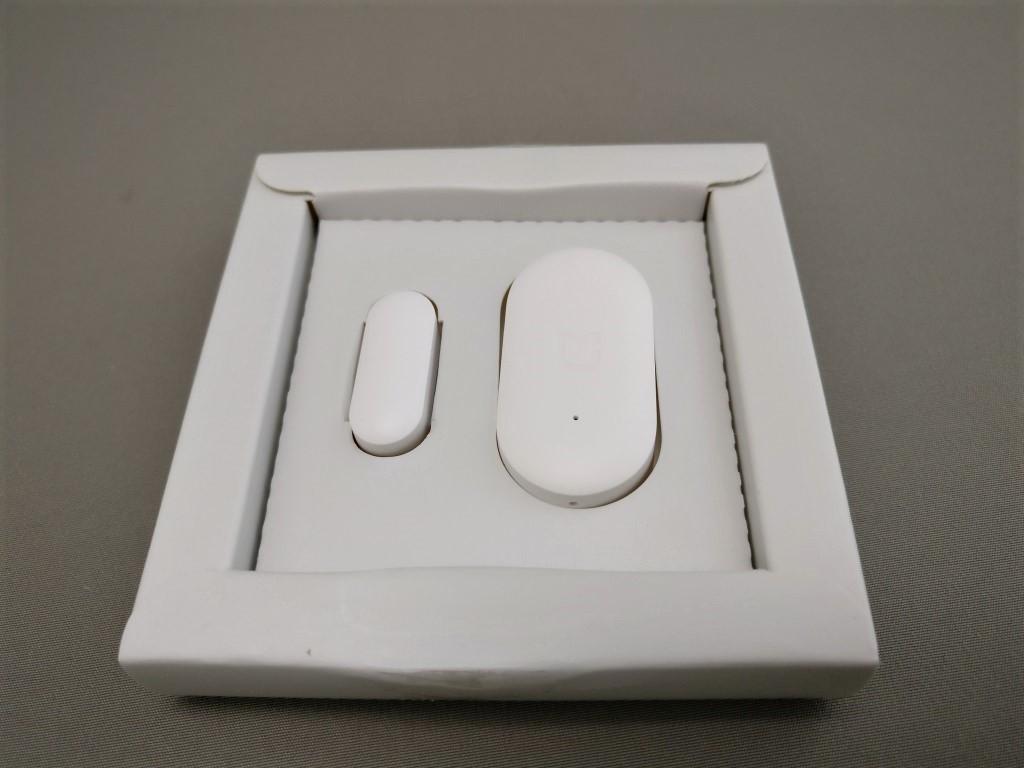 Xiaomi mijia スマートホームセキュリティキット ドアセンサー 化粧箱