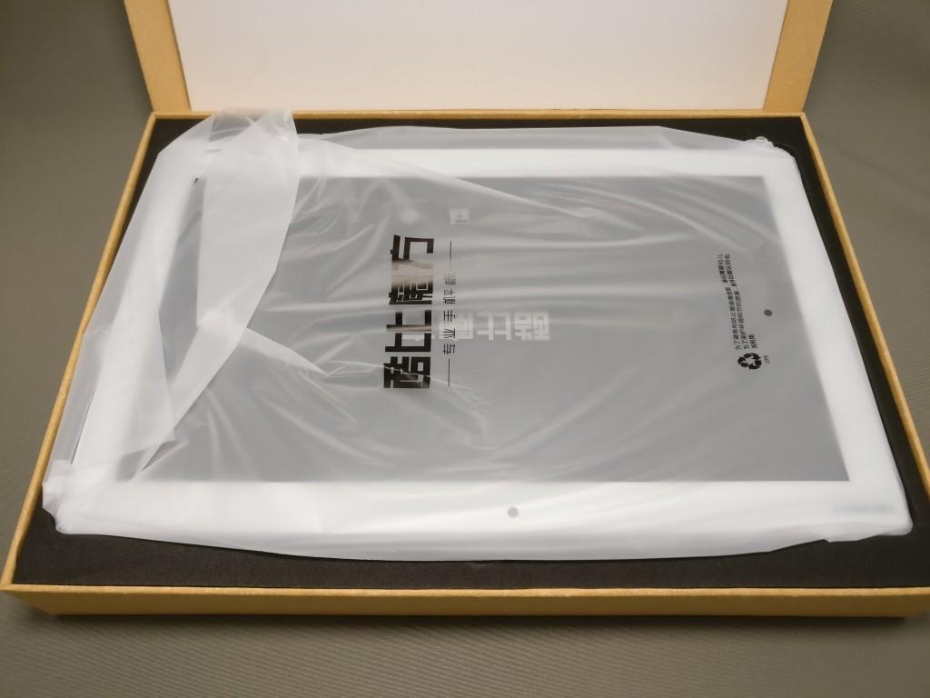 Cube iplay 10  開封