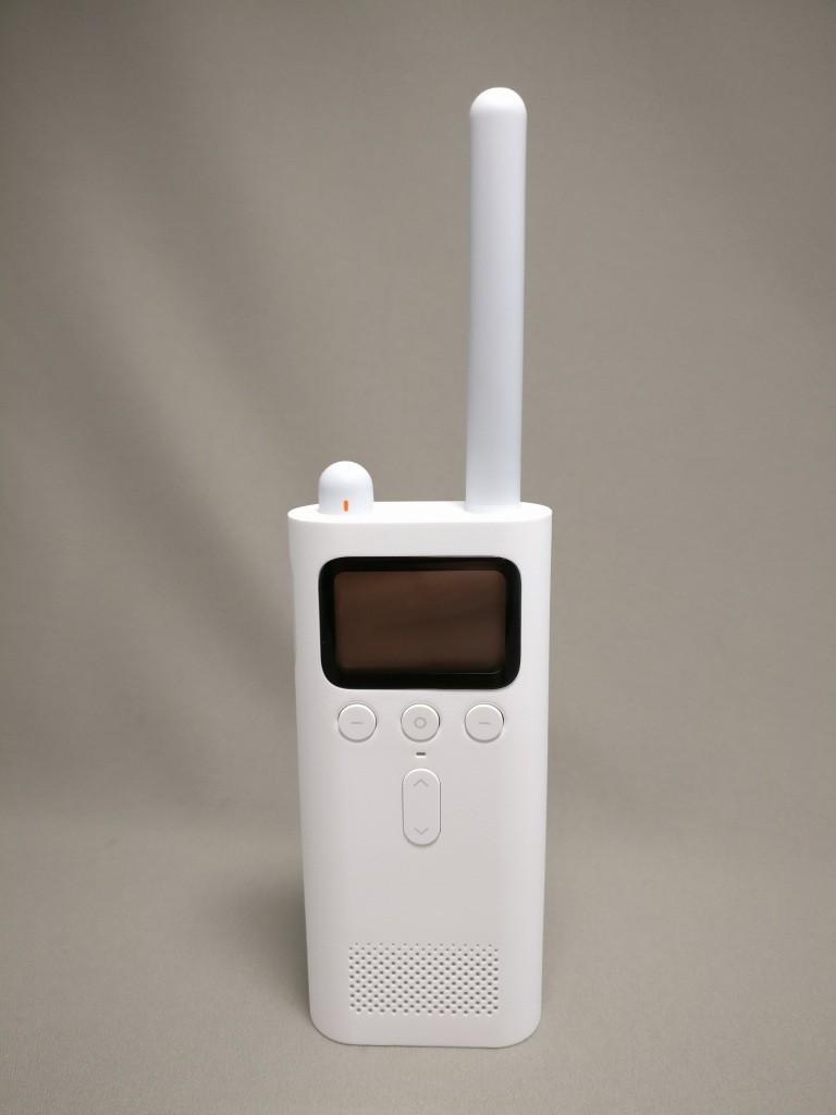 XIAOMI MIJIA UHF/VHF無線 Bluetoothトランシーバー アンテナ 表