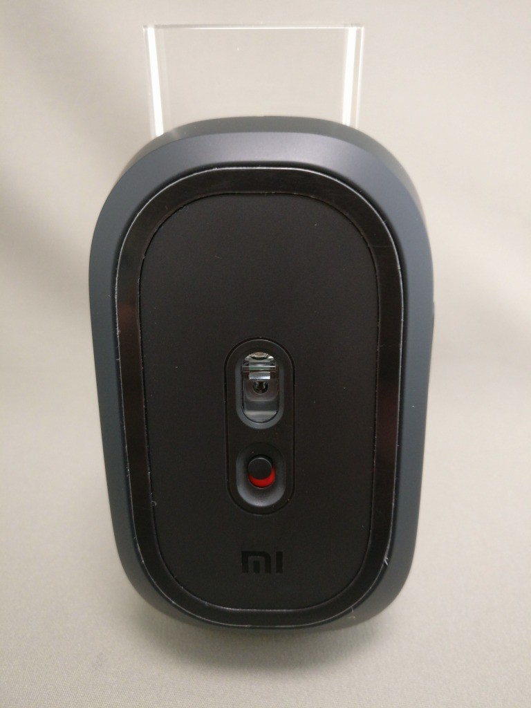 XIAOMI 1200DPI 2.4GHz 4 Buttons Wireless Optical Mouse For PC Laptop 立て裏