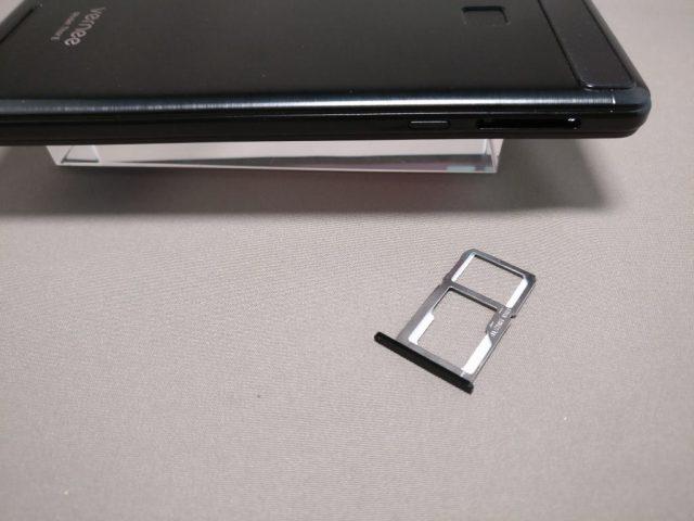 Vernee Thor E  MicroSD SIM