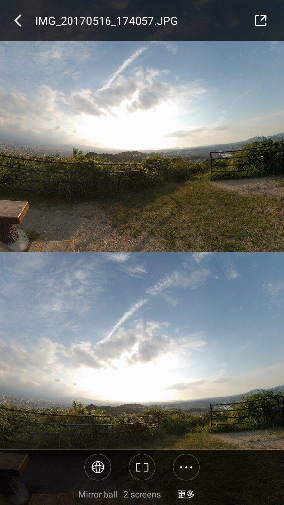 Mi Sphere Cameraアプリ 2 Screens