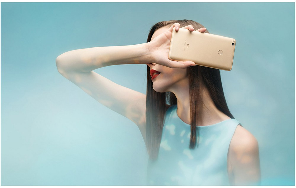 Xiaomi Mi Max 2 女性 1