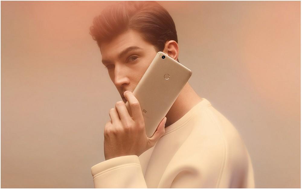 Xiaomi Mi Max 2 男性 2