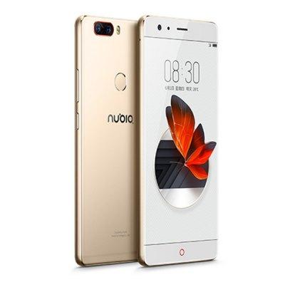 gearbest ZTE Nubia Z17 Snapdragon 835 MSM8998 2.35GHz 8コア GOLDEN(ゴールデン)